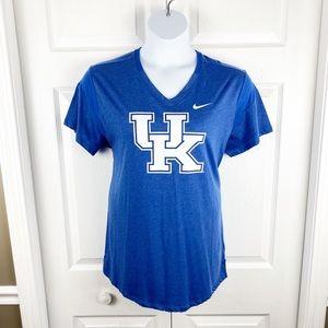 Nike University of Kentucky Emblem Front Tee